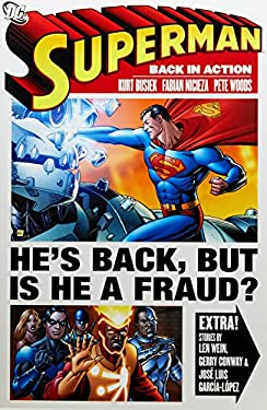 Superman: Back in Action 9781401212636