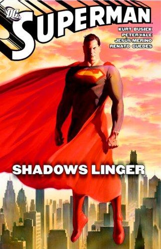 Superman: Shadows Linger 9781401221256