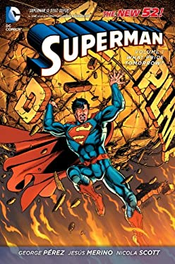 Superman Vol. 1: What Price Tomorrow? (the New 52) 9781401234683