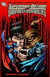 Superman and Batman vs. Vampires and Werewolves 6040829