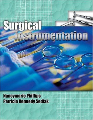 Surgical Instrumentation 9781401832971