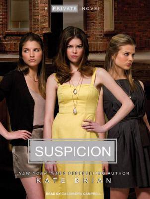 Suspicion 9781400112418