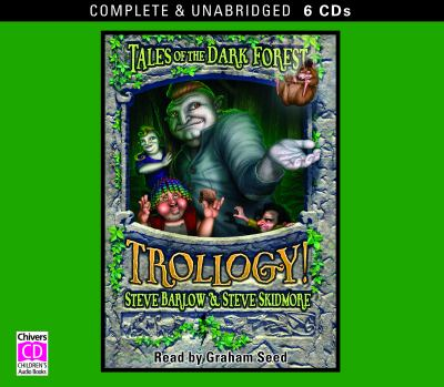 Tales of the Dark Forest: Trollogy 9781405655088