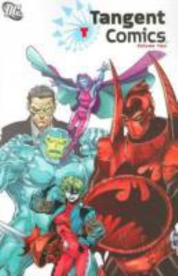 Tangent Comics, Volume 2 9781401216382
