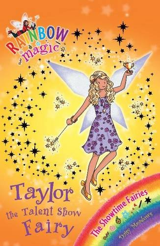 Taylor the Talent Show Fairy 9781408312902