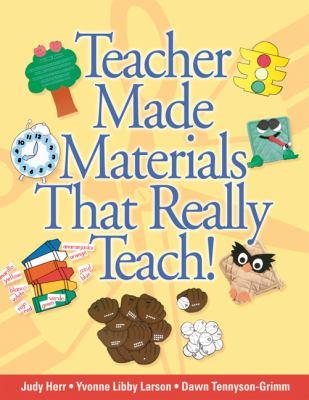 Teacher Made Materials That Really Teach! 9781401824280