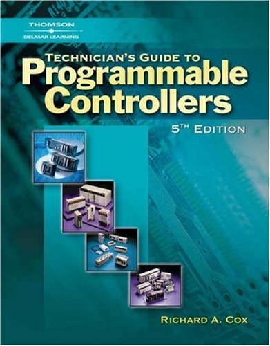 Technician's Guide to Programmable Controllers 9781401890070