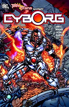 Teen Titans Spotlight: Cyborg 9781401221409
