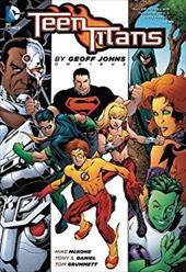 Teen Titans by Geoff Johns Omnibus 18127520