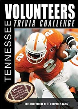 Tennessee Volunteers Trivia Challenge 9781402217500