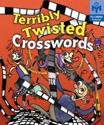 Terribly Twisted Crosswords 9781402732713