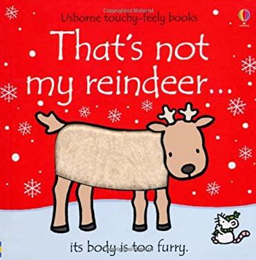 That's Not My Reindeer 9781409556046