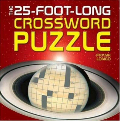 The 25-Foot-Long Crossword Puzzle 9781402742057