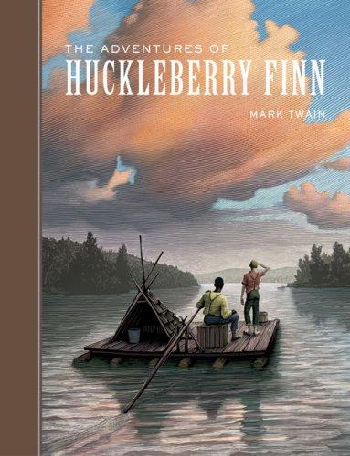 The Adventures of Huckleberry Finn 9781402726002