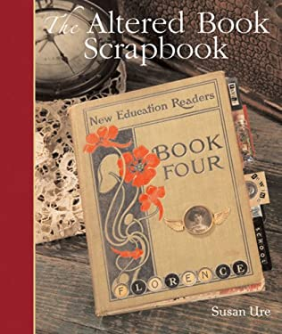 The Altered Book Scrapbook 9781402752025