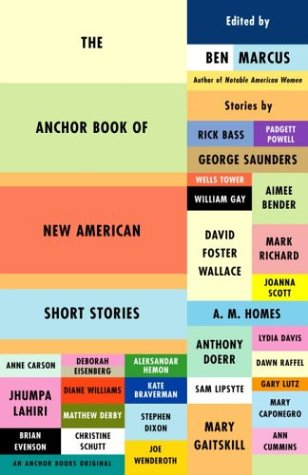 The Anchor Book of New American Short Stories 9781400034826