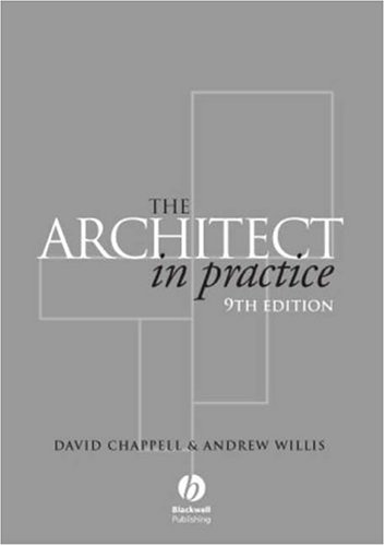 The Architect in Practice 9781405124676
