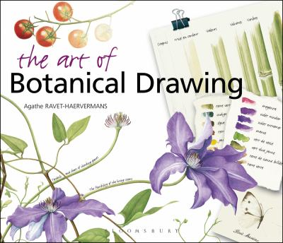 The Art of Botanical Drawing 9781408111116