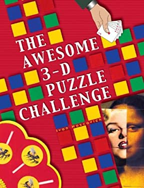 The Awesome 3-D Puzzle Challenge 9781402707094