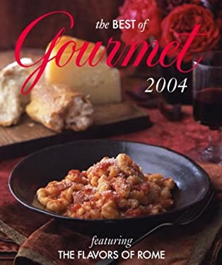 The Best of Gourmet: Featuring the Flavors of Rome 9781400062539