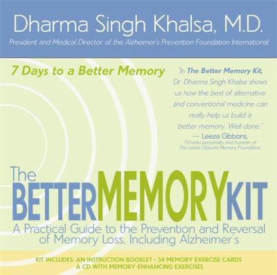 The Better Memory Kit 9781401904609