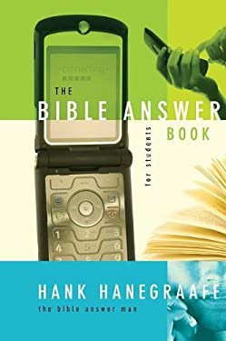The Bible Answer Book for Students 9781404104501
