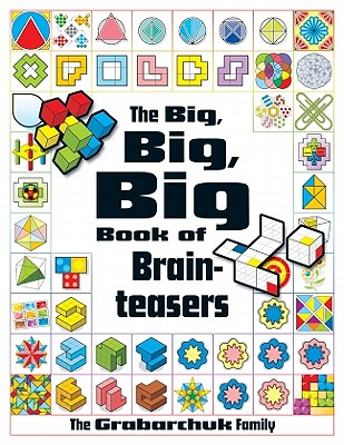The Big, Big, Big Book of Brainteasers 9781402777288