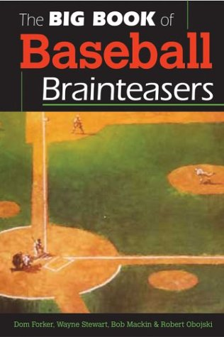The Big Book of Baseball Brainteasers 9781402713378