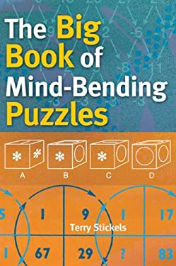 The Big Book of Mind-Bending Puzzles 9781402732553