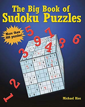 The Big Book of Sudoku Puzzles 9781402736315