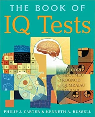 The Book of IQ Tests 9781402713057