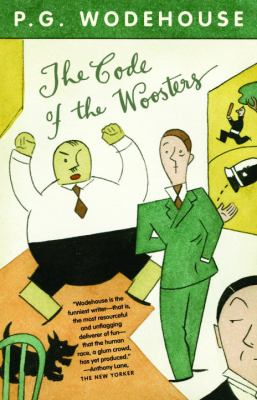 The Code of the Woosters 9781400079599