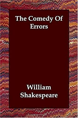 The Comedy of Errors 9781406820980