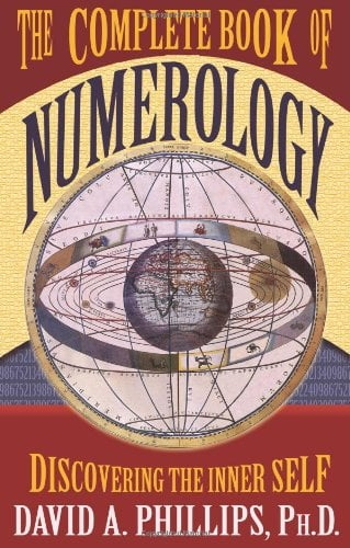 The Complete Book of Numerology: Discovering the Inner Self 9781401907273