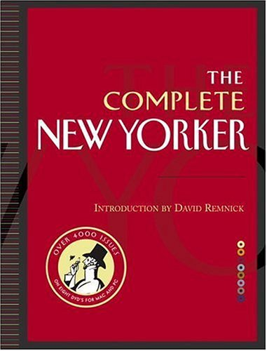 The Complete New Yorker [With 8 DVD-ROM] 9781400064748