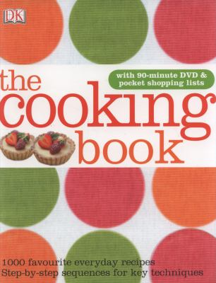 The Cooking Book 9781405332224