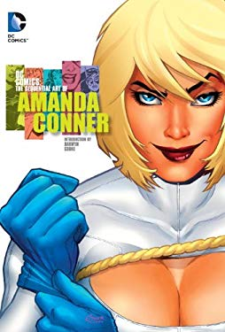 DC Comics: The Sequential Art of Amanda Conner 9781401237400