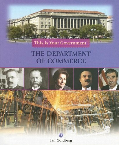 The Department of Commerce 9781404206601