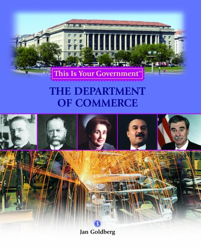 The Department of Commerce 9781404202078