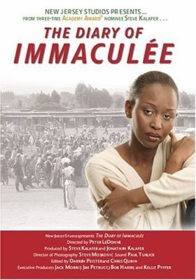 The Diary of Immaculee 9781401916879