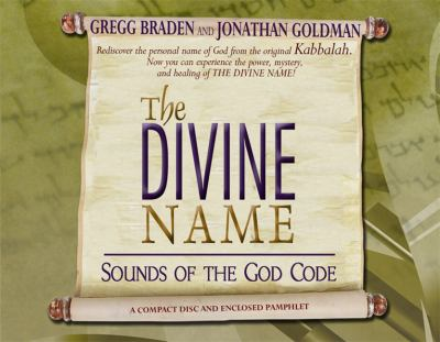 The Divine Name 9781401906122