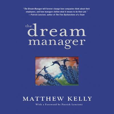 The Dream Manager 9781401388447