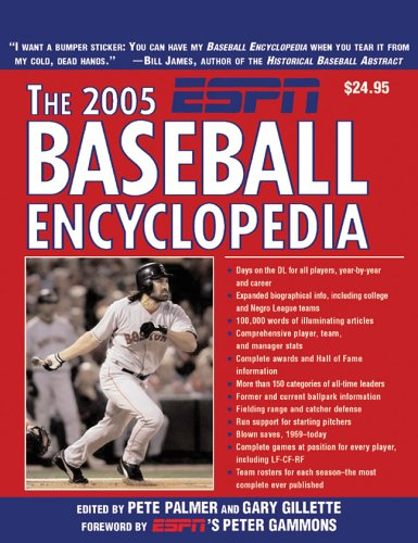 The ESPN Baseball Encyclopedia 9781402725685