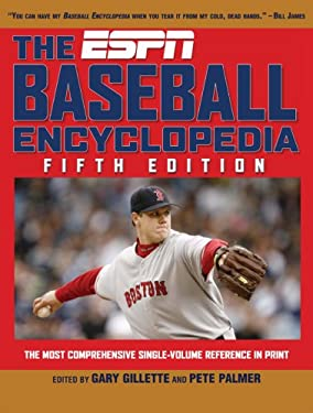 The ESPN Baseball Encyclopedia 9781402760518