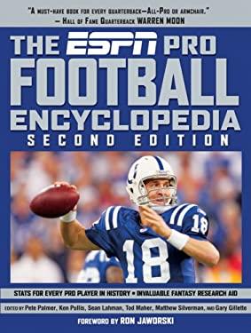The ESPN Pro Football Encyclopedia 9781402752506