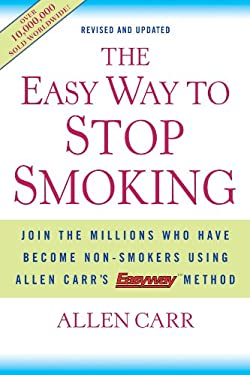 The Easy Way to Stop Smoking 9781402771637