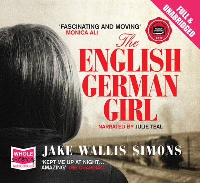 The English German Girl 9781407494050