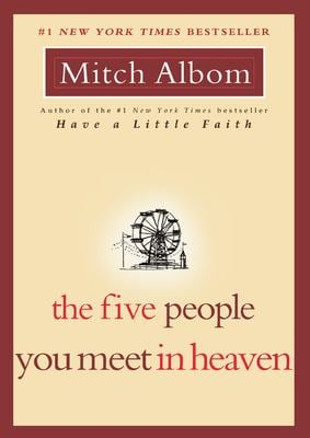The Five People You Meet in Heaven 9781401308582