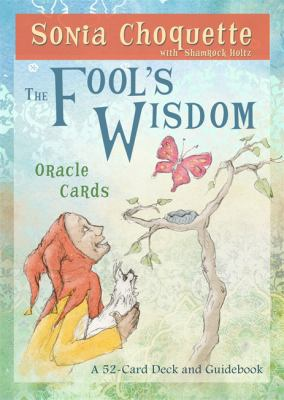 The Fool's Wisdom Oracle Cards 9781401928124