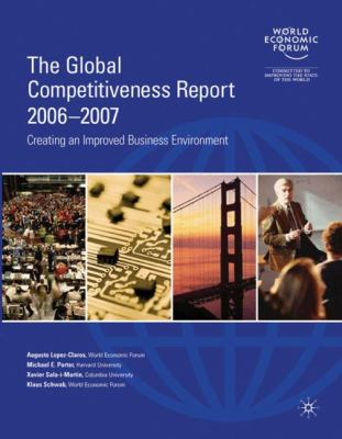 The Global Competitiveness Report 9781403996367